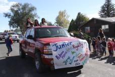 Junior Royalty; Alexia and Amy Giambruno, ReAnna Flores