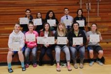 Spring Awards, Scholastics